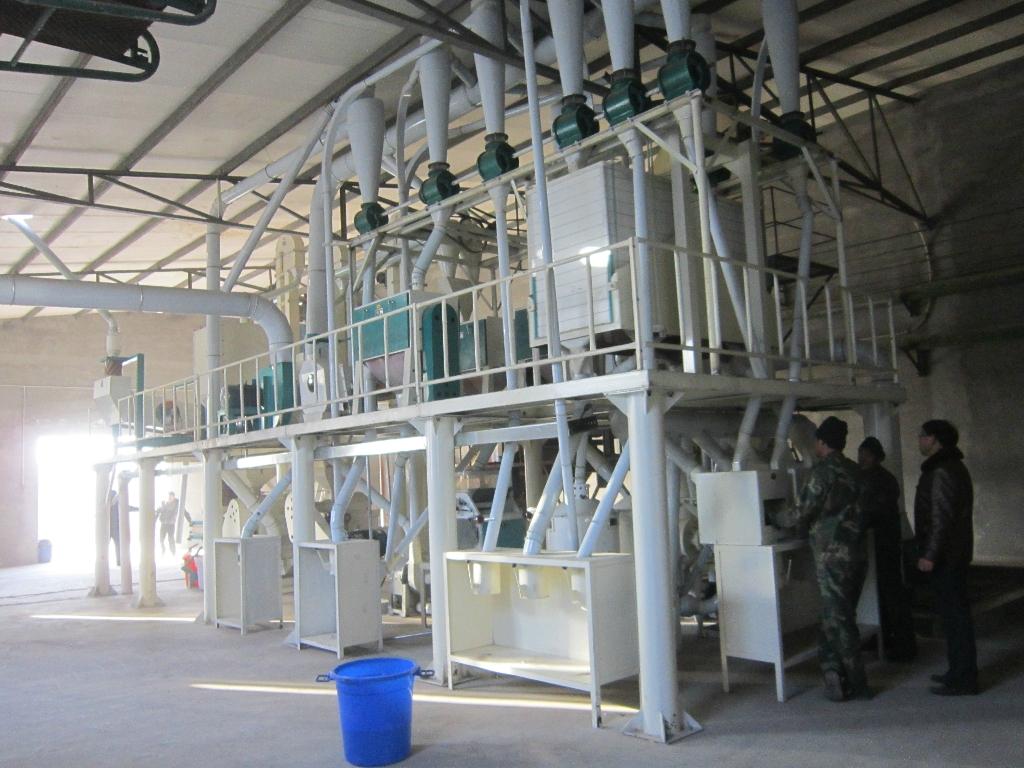 玉米深加工机械